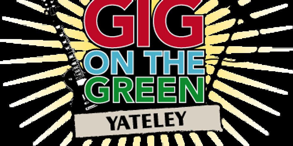 Gig on the Green, Yateley, Hampshire