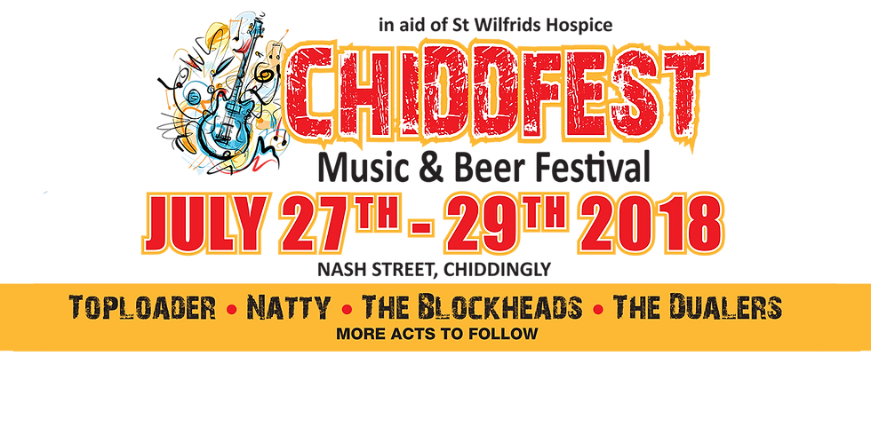 Chiddfest, East Sussex