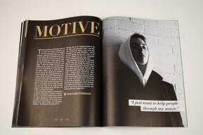 Magazine:MOTIVE Spread