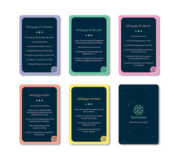 Affirmation Cards Mockup