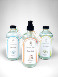 Gracefully Green Hand Soap