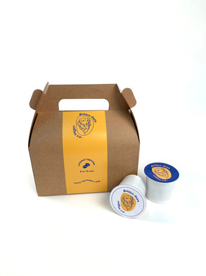 K-Cup Boxes and Cups