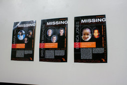Exhibition: Missing