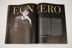 Magazine: EON ZERO Spread