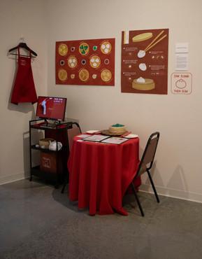 Exhibition: DIM SUM & THEN SUM