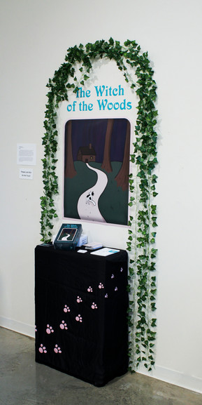 Exhibition: The Witch of the Woods