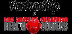 Partnership at LACHC Logo