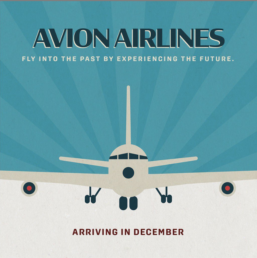 Avion - a VR experience