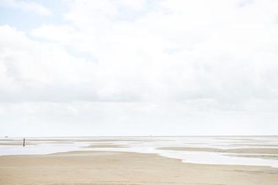Artwork Sælges som print Fra kr. 850,-  Titel - Vadehavet