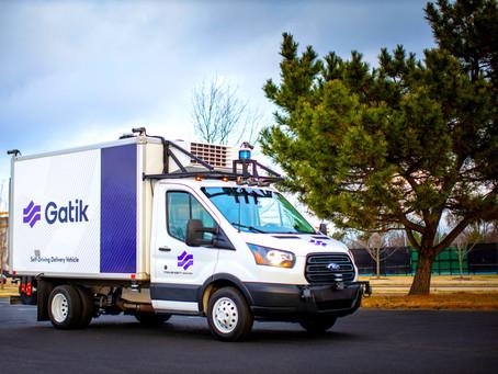 """Gatik adds autonomous box trucks to its """"middle mile"""" game plan"""