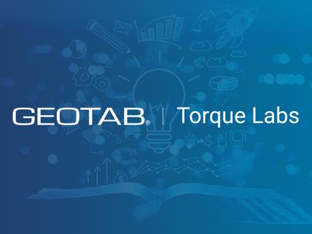 Geotab launches corporate accelerator program: Torque Labs
