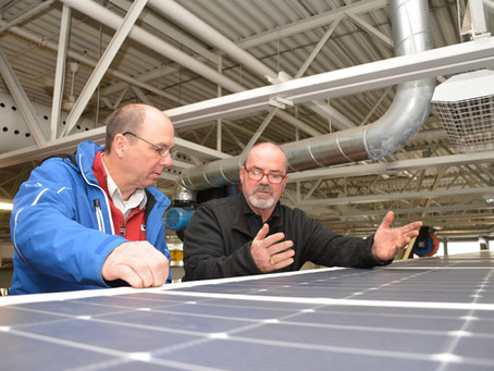 Loblaw, Westhill testing solar-powered reefer