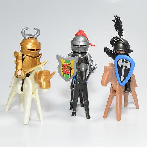 Playmobil Knight on Horseback