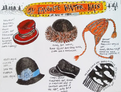 My Favorite Winter Hats