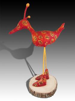 Bodoni Bird
