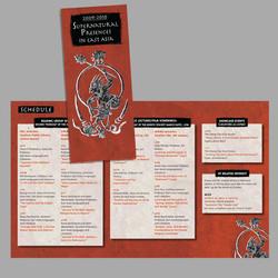 Asia Supernatural Brochure