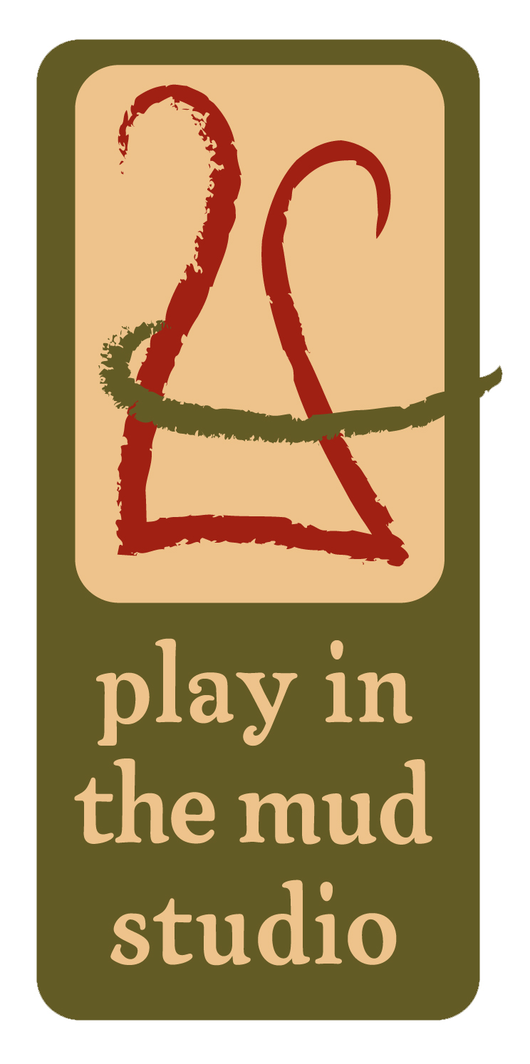 Play in the Mud Studio logo