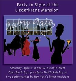 Gaby Gala Poster
