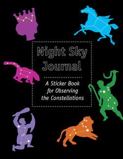 Constellation Sticker Booklet