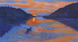 Sunset / Sea Star Cove