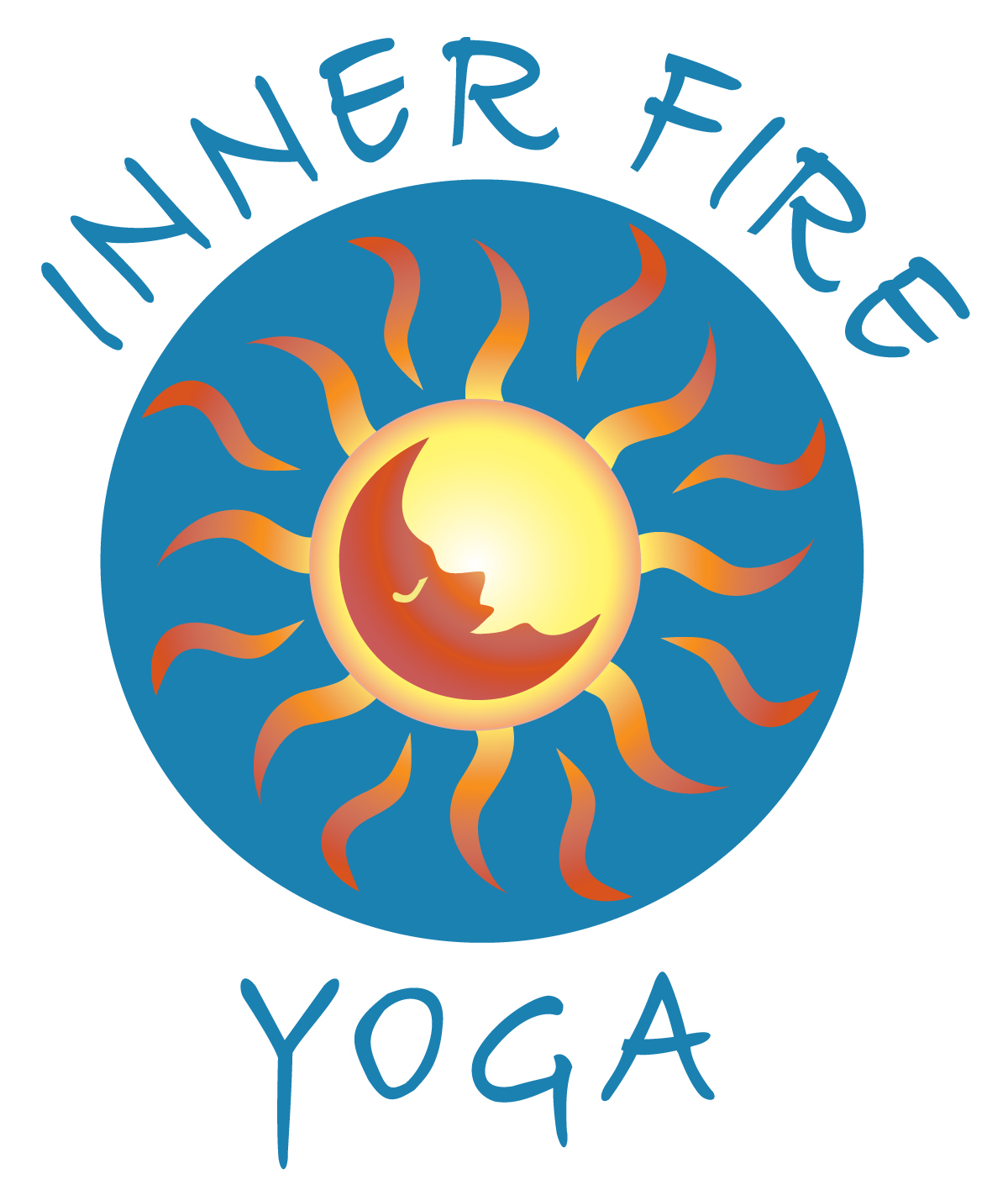 Inner Fire Yoga logo