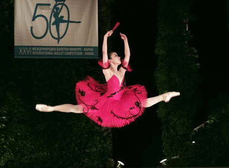 Alumni Get Professional Start At Columbia Classical Ballet