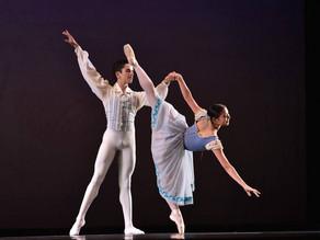 Capezio Athlete Joins  Joffrey Ballet Chicago