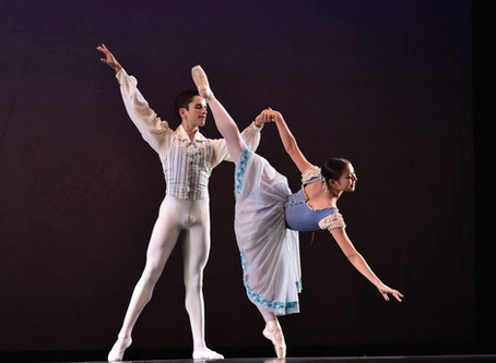 Capezio Athlete Joins  Joffrey Ballet Chicago
