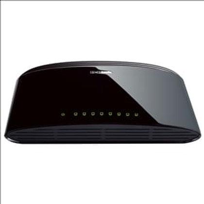 Switch D-Link 8 Ports 10/100Mbps DES-1008D