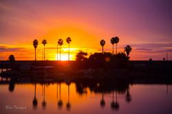 SD Sunset