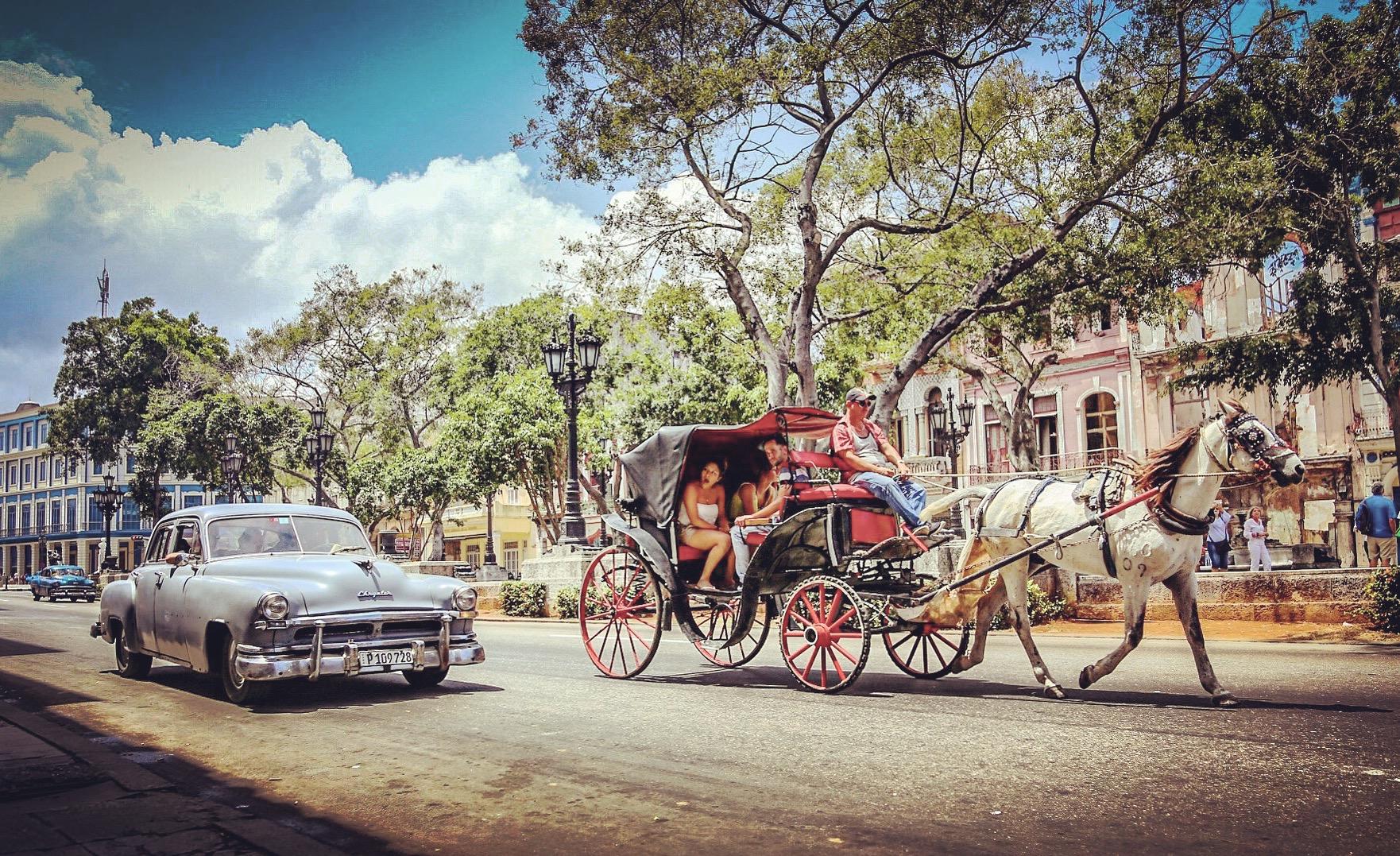 Old Havana Cuba