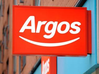 Argos Recalls Alba Tablet Chargers