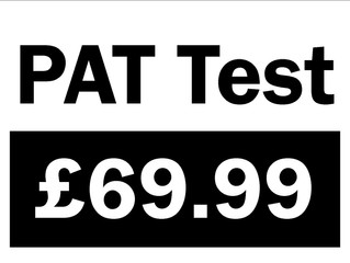 PAT Testing for Less