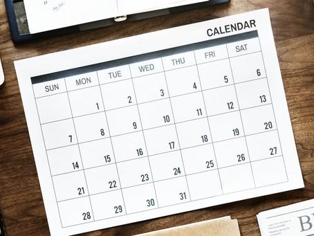 Julian Calendar Chronology