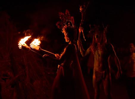 Ancient Samhain Ceremonies in Ireland