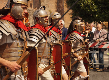 12 Roman Military Position and What They Did