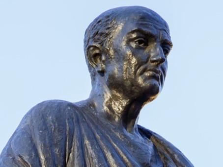 Cicero - Roman statesman, scholar, and writer