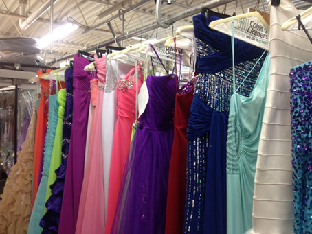 Colvin Cleaners Launches 11th Annual Gowns for Prom