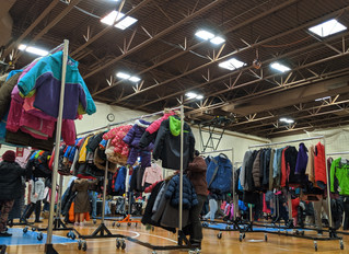 Unprecedented Demand Leaves Coat Drive in Need