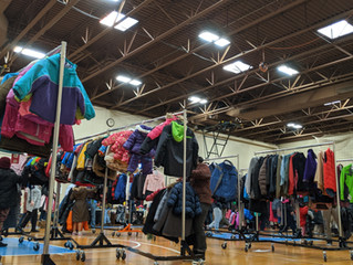 Unprecedented Demand Leaves Coat Drive in Need