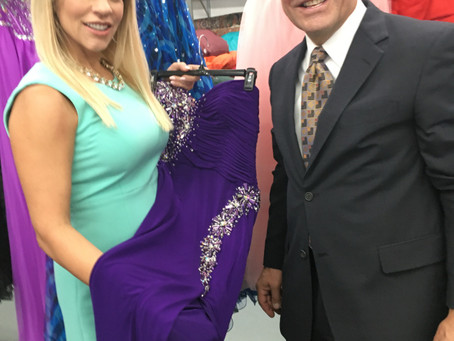 2018 Colvin Cleaners Gowns for Prom Expands Donation Sites As Early Demand Has Them Excited for Reco
