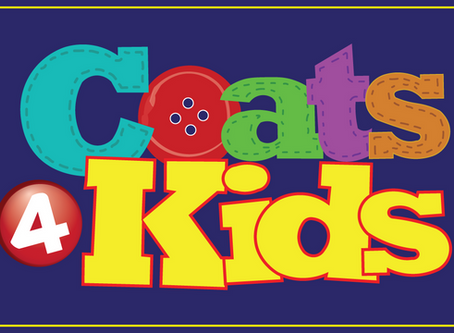 COLVIN CLEANERS NEEDS COATS AS ANNUAL COATS 4 KIDS PROGRAM BEGINS