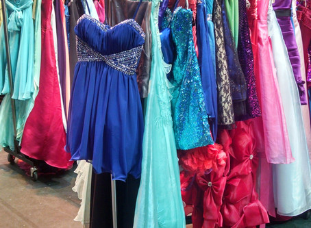 Gowns for Prom is Excited to Announce Our LIVE DRIVE on Saturday, March 24th, 2018 from 10AM to 2PM
