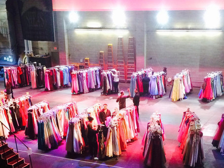 Gowns for Prom 2018 Begins!