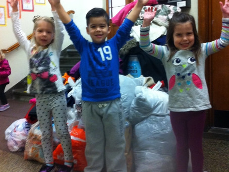 Coats for Kids in the News 2014