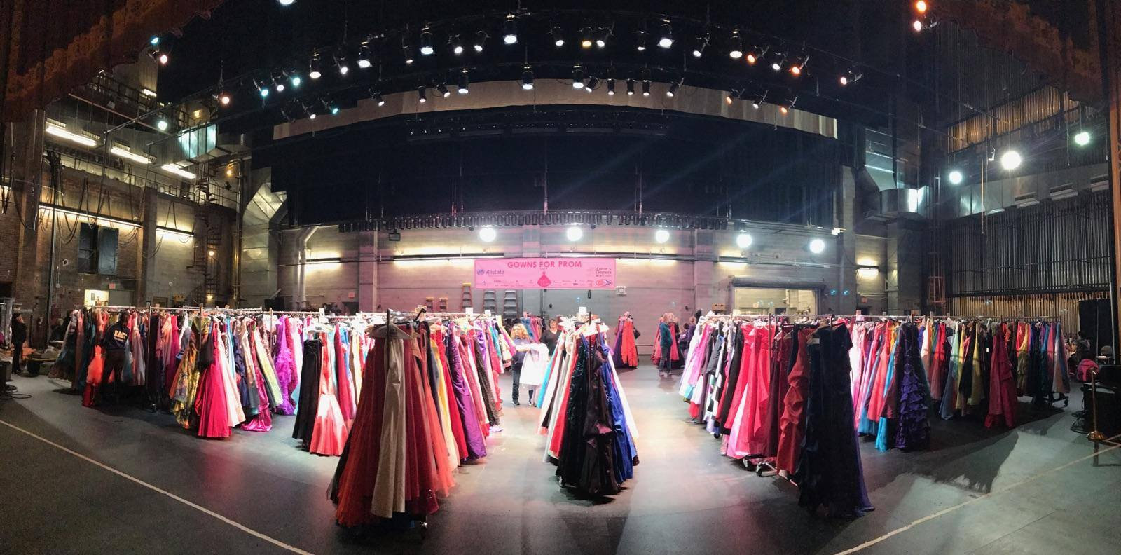 Gowns for Prom Tailoring Volunteer