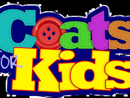 Coats for Kids Participants 2015