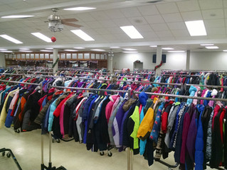 COLVIN CLEANERS COATS 4 KIDS TO HOLD FINAL FREE COAT DISTRIBUTION DECEMBER 7TH, 2019