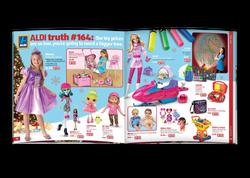 Girl Toys Spread