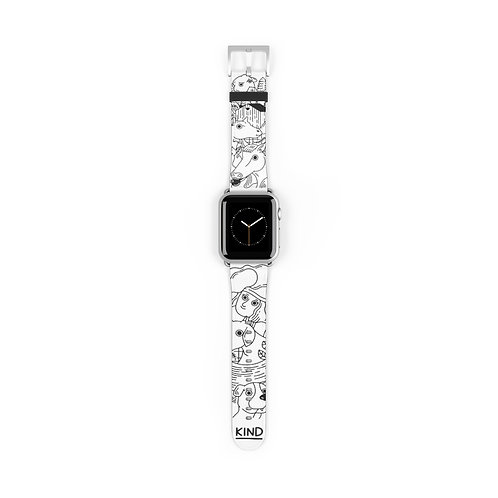 Vegan Apple Watch Band – Be Kind to Every Kind